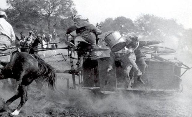 wagon crash