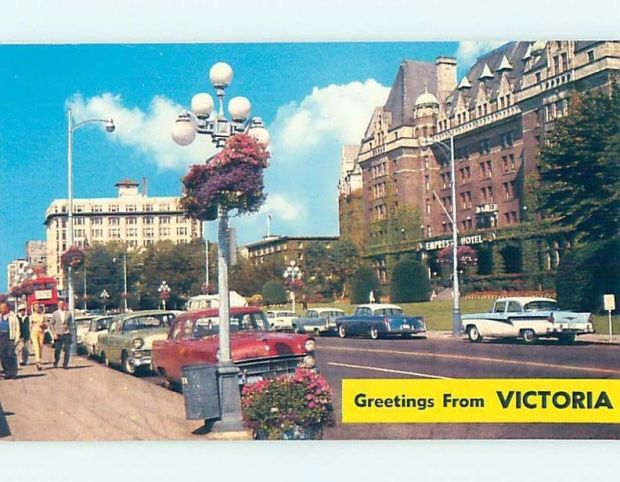 greetings from victoria