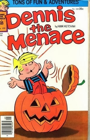 dennis the menace halloween