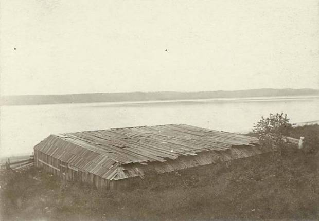 potlatch house skagit coupeville 1899