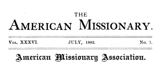 american missionary