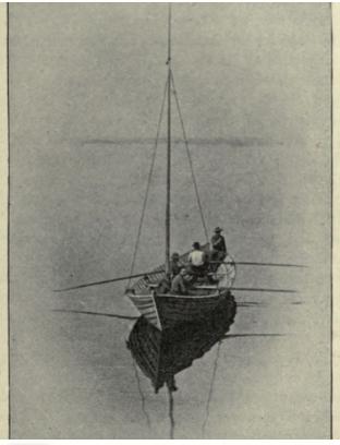 ramble bateau