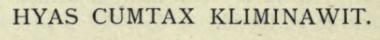 ramble hyas