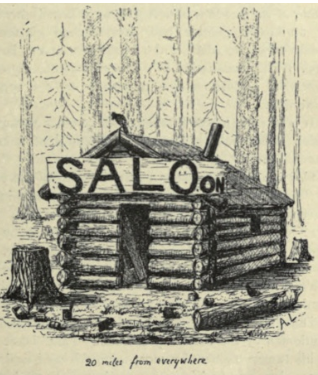 ramble saloon