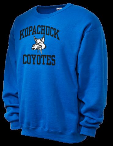 kopachuck coyotes