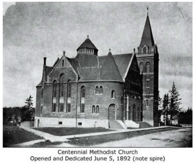 centennial methodist
