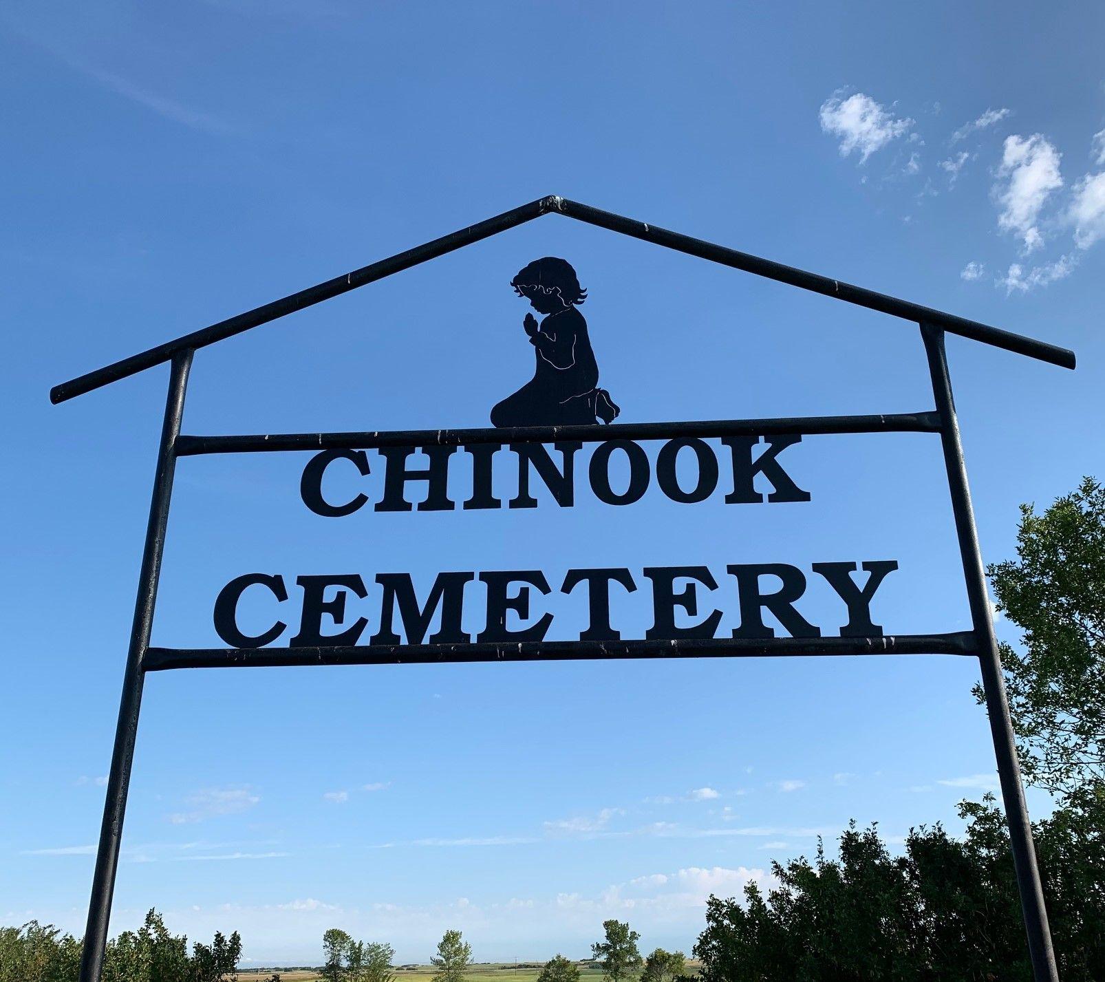 chinook cemetery
