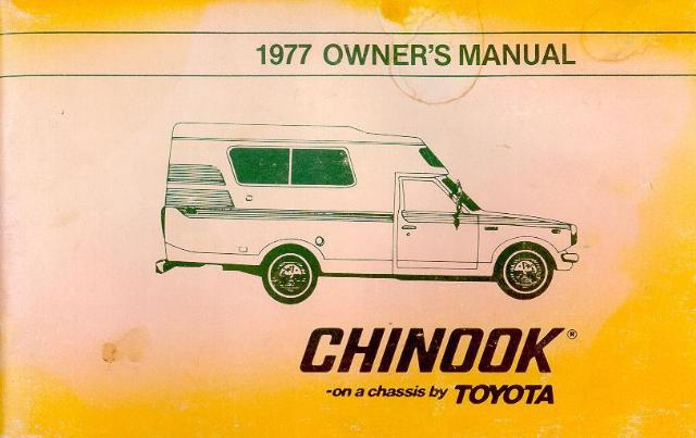 chinook-owners-manual