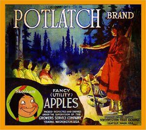 apples potlatch