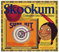apples skookum