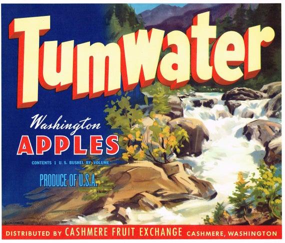 apples tumwater