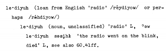 eyak radio