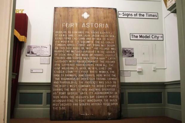 fort astoria