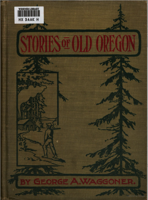 stories of old oregon