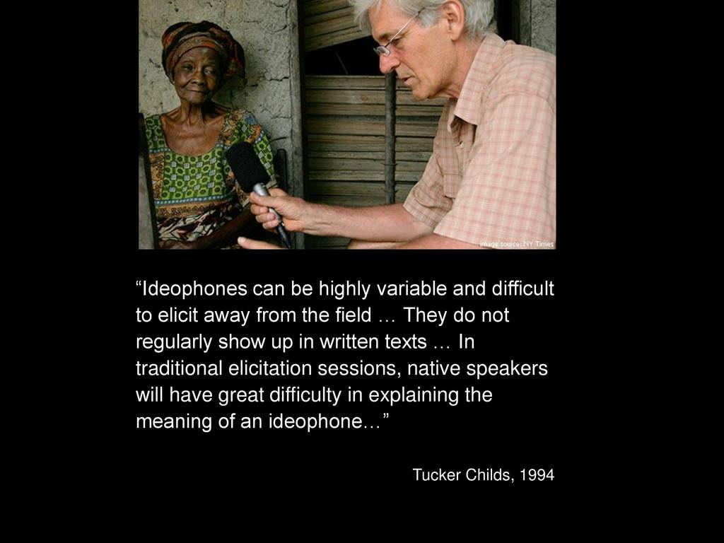 ideophones