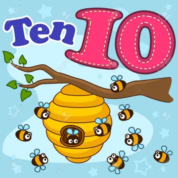 ten and ten
